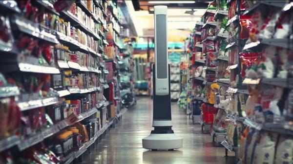Американская сеть супермаркетов Giant Eagle внедряет роботов Tally