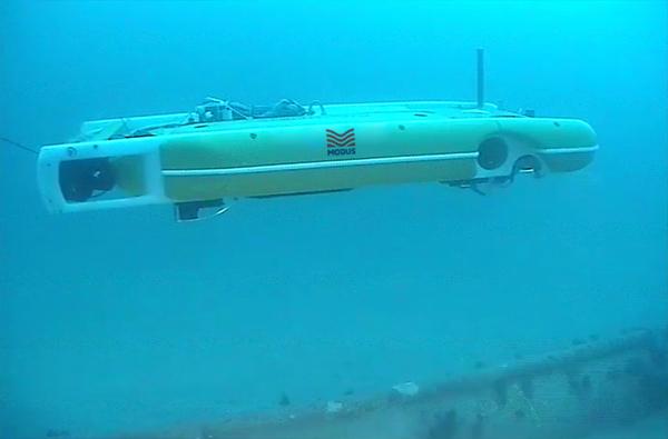 MODUS добавила к своему подводному флоту еще один гибридный аппарат