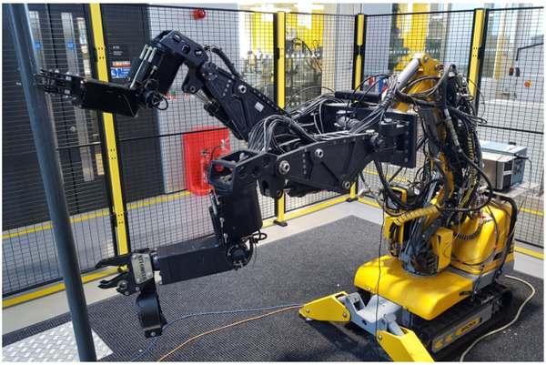 Роботизация: В UK разрабатывают полуавтоматического робота для разборки АЭС