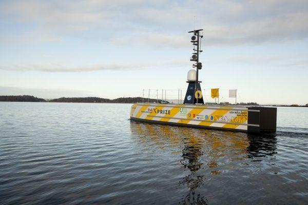 Роботизация: Роботизированный корабль пересечет Атлантический океан